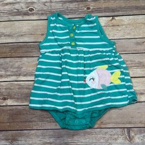 Carter's Girls 9 Months Outfit